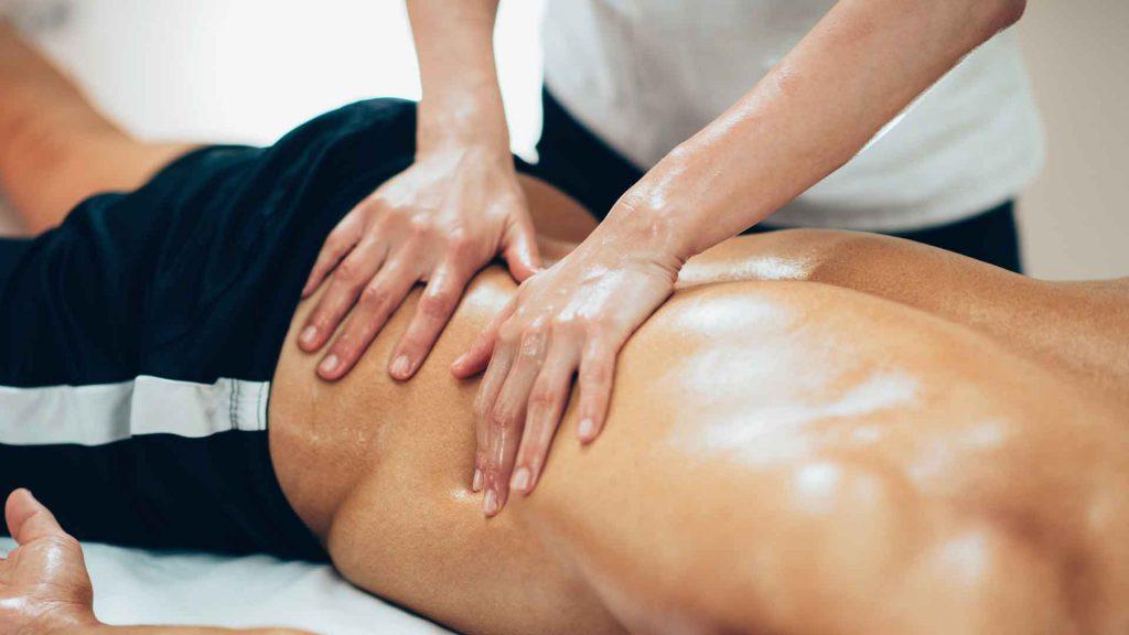 you need a massage