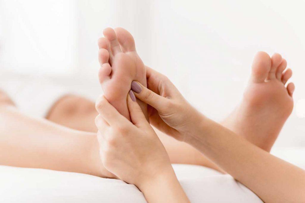 reflexology massage hertfordshire