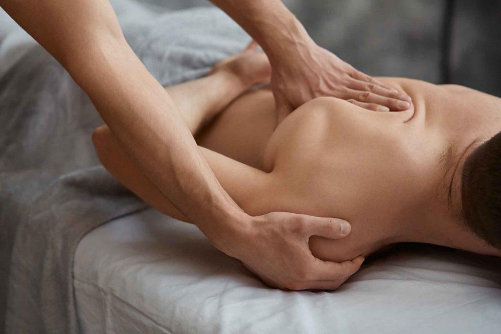 sports massage hemel
